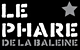 Logo Le phare de la baleine 