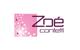 Logo Zoé Confetti