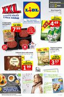 Catalogue Lidl en cours, XXL quantité maxi à prix mini, Page 1