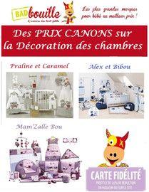Catalogue Badbouille en cours, Des PRIX CANONS sur la Décoration des chambres !, Page 1